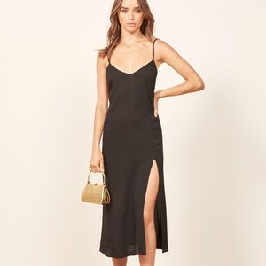 Reformation - Crimini Dress - black